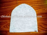 fashion knitted acrylic hat