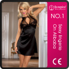 Hot sale sexy women sexy mature fashion show sexy babydoll sleepwear nighty