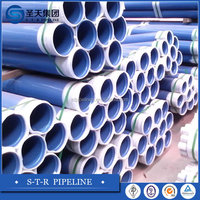 Carbon steel API5L grb yellow natural gas pipe
