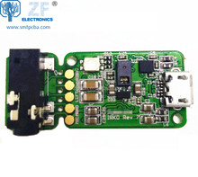 Customized Multilayer PCB Board Assembly for GPS Tracking System with UL Rohs