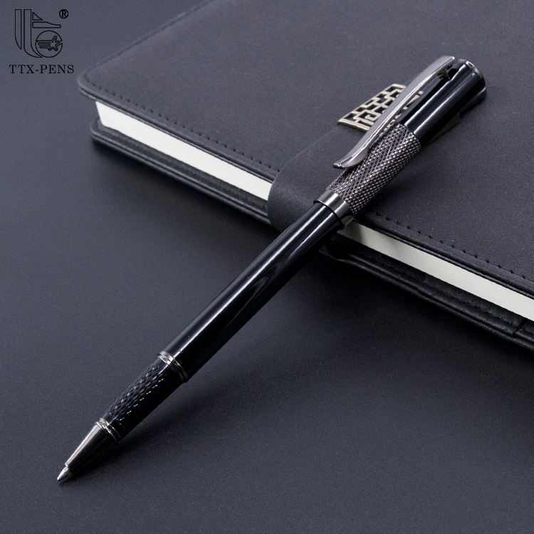good quality business metal ball pen heavy luxury