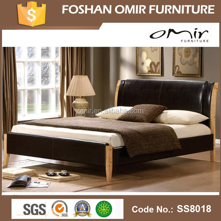 Ss8018 Modern Leather Pu Bed Bedroom Furniture For Sale Buy Modern Bedroom Furniture Viewpoint