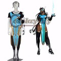 Game OW Role Symmetra Cosplay Costume Halloween Carnival Cosplay
