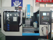 VMC850 5 axis small vertical cnc milling 4 axis machine