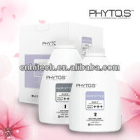 500ml*2 PHYTO.S Straighten Perm Lotion(For all kind of hair)/hair straighten lotion/hair straighten cream