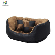 Puppy Bed,Soft Fleece Pet Dog Cat Warm House Plush Cozy Nest Cheap Dog Bed