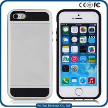 2016 Top Sale Fashionable Design Plastic ABS material Cell Phone Case For iPhone5G