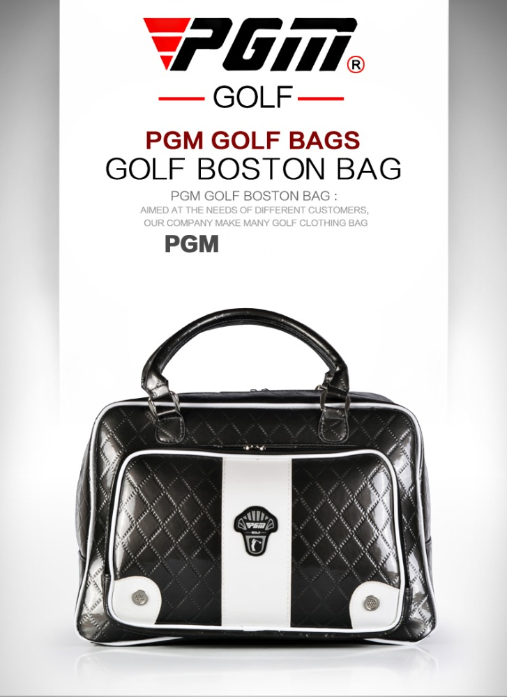Wholesales PGM new boston design golf gym women's bag