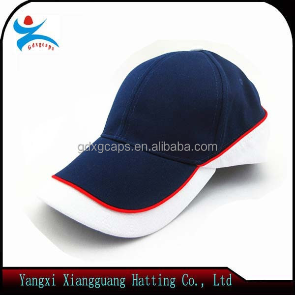 wholesale 2016 New Fashion <strong>Customize</strong> 100% cotton Blank Baseball Cap,promotion Sports Cap