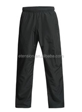 Popular pants for men high quality sport long pants 100% polyester