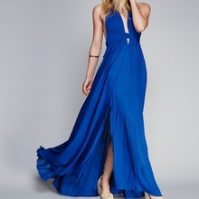 New Fashion Sex Formal Dress Latest Dress Designs Causal backless Women Long Dress