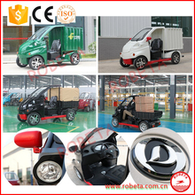 Electric express delivery cars/ price electric large cargo van/ Whatsapp: +86 15803993420