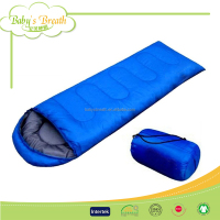 BSB1298A good choice brings heathy outdoor satin kids sleeping bag camping