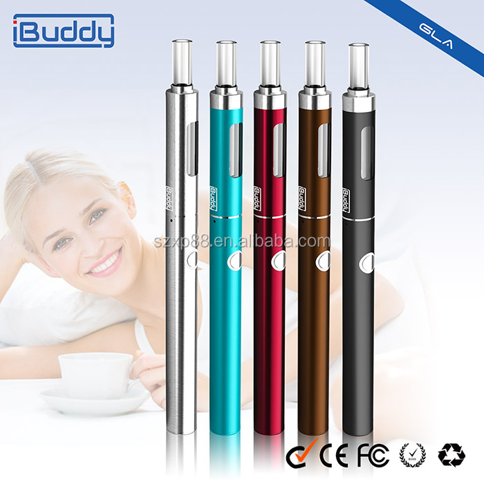 Newest Products e cigarette IBUDDY-GLA fresh choice electric cigarette machine