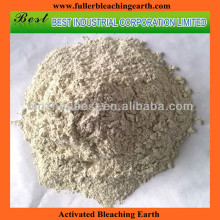 bentonite activated bleaching earth product