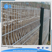 Factory of good quality and reliable security wire mesh fence for boundary wall