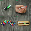 Wholesale 10 colors high quality silicone Filter Tips rolling paper blunt, custom reusable drip tips for pipe tobacco cigar