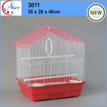 Good after-sales service wedding card bird cage