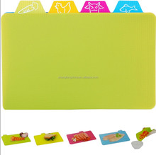 color coding chopping board