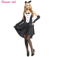Wholesale Sexy Girl Sex Bunny Costume For Halloween Cosplay Party Women for Halloween cosplay party