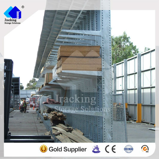 Warehouse stacking rack system,Shelf steel shelving wire shelves warehouse storage cantilever racking