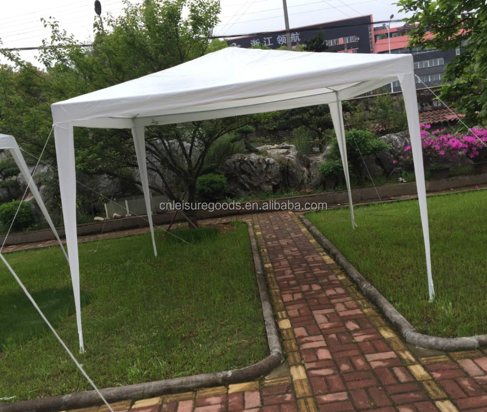 3*3M cheap steel outdoor canopy