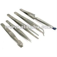 Non-Magnetic Precision Stainless Steel Tweezer