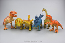 high quality plastic dinosaur toy/custom animal model toy for sale/oem toy maker in china
