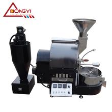 Dongyi home coffee roaster 1kg 2kg 3kg 6kg 12kg 120kg coffee roasters for commercial use coffee bean roaster data logger