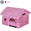 wooden pet house & cardboard cat house & wooden dog house