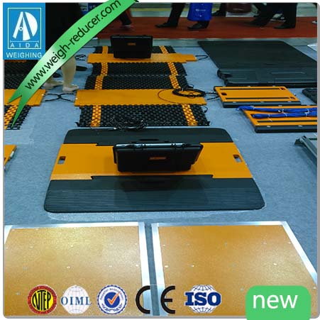 SCS electronic portable axle weighing scales