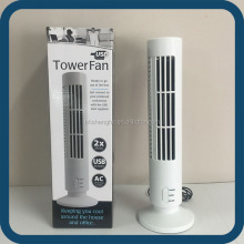 2016 new Cooling USB Tower Fan,Portable Mini USB Fan,No Leaf Bladeless Home Mini USB Tower Fan