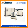 XLPMT10A-k4 380V 10 hp compressor with tank low noise mini air compressor permanent magnet synchronous screw air compressor