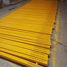 AS/NZS 4357 Yellow paint LVL beams for construction