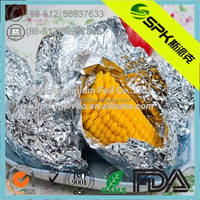 aluminium wrap foil for food packaging