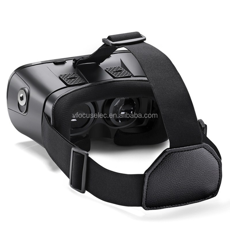 Detachable Elastic Head Mount Strap Headstrap Headband for Google Cardboard Virtual Reality VR 3D Glasses