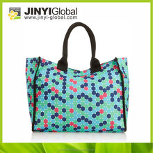 2014 hot design handbags ladies the find handbags Fashion nylon handbag big shopping bag