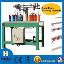 16 spindle ladder tie and tension rope braiding machine