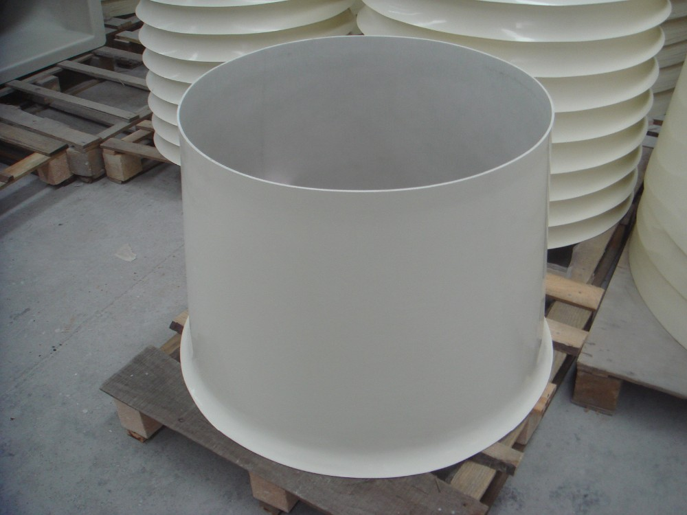 RTM fiberglass fan cover customized factory