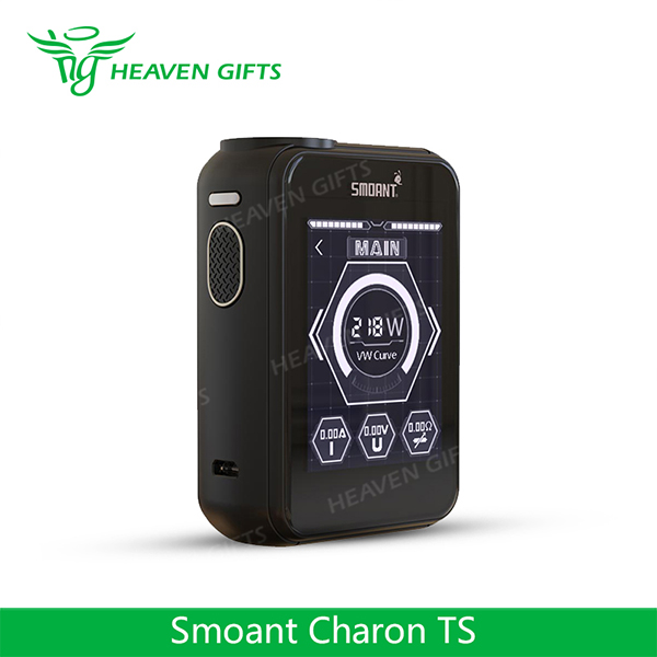 New Released Wholesale E cig Box Mod 218W Smoant Charon TS
