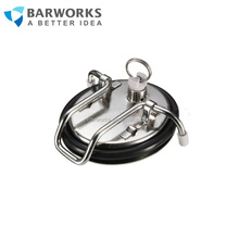 Stainless Steel Keg Lid Replacement Cornelius Keg Soda Lid Homebrew Beer Wine Barrel Cover Bar Accessories