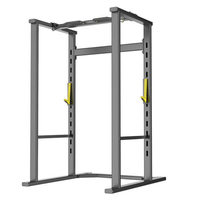 Fitness Equipment /Commercial powerful strong heavy duty power rack strength machine/Integrated sports equipment.
