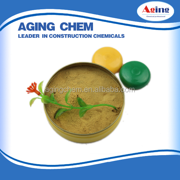 Accelerating Admixture(MG-1),Calcium lignosulphonate hign pure Adhesive Additive /ligninTextile Bonding Agents chemical