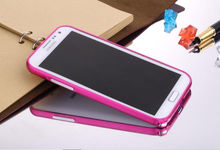 for samsung aluminum metal bumper case samsung mobile case metal bumper phone case for samsung galaxy note 3