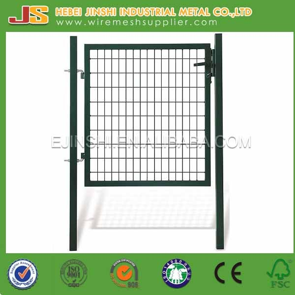 Good quality steel Safety galvanised gates