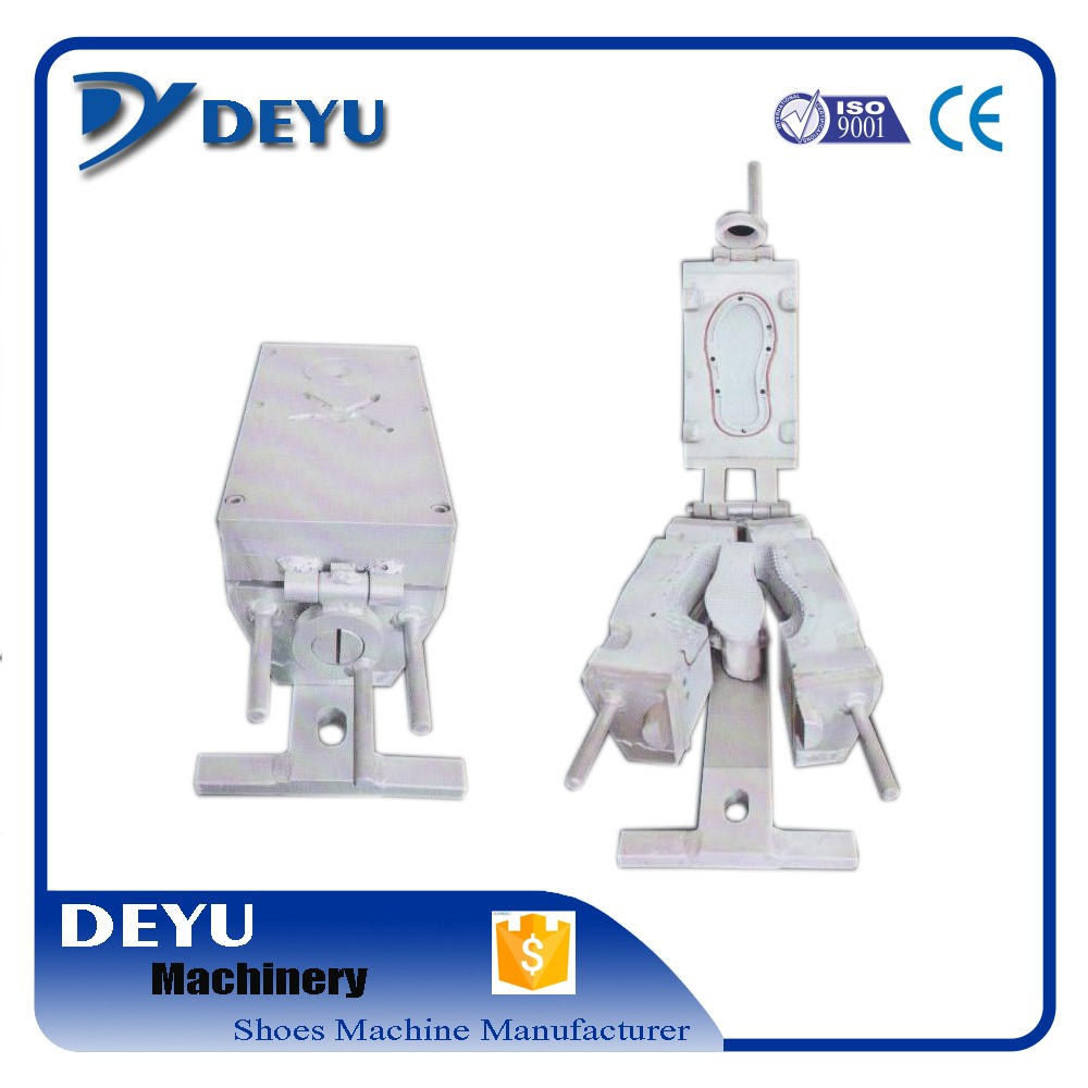Cheap PVC School Shoe Injection Shoe Mould Fitted for Deyu PVC Shoe Injection Machine