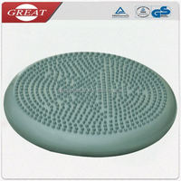 No odor clean pvc anti-slip functional training balance cushion