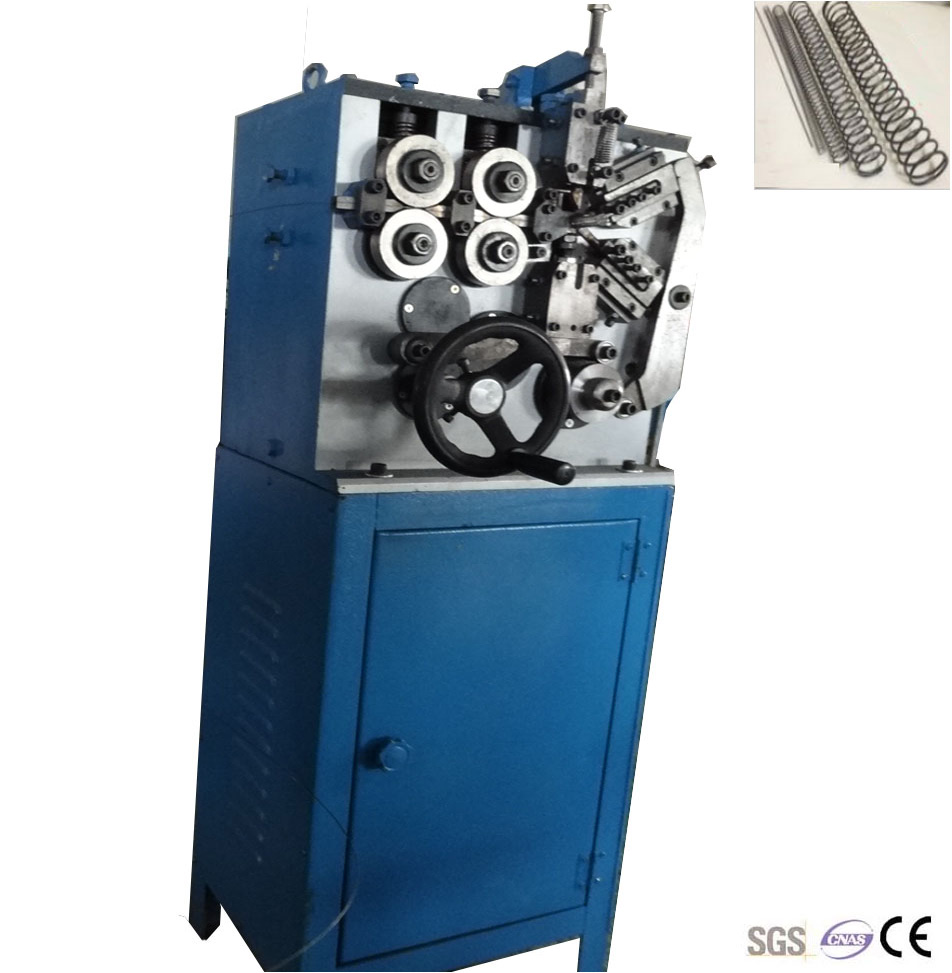 Mechanical Steel Wire Industrial Torsion Coil Spring Machine