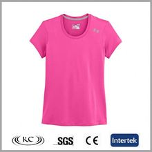 fashion low price austrilia pink polo combed cotton enzyme washed t-shirts