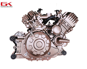850CC Double Cylinder Motorcycle Engine